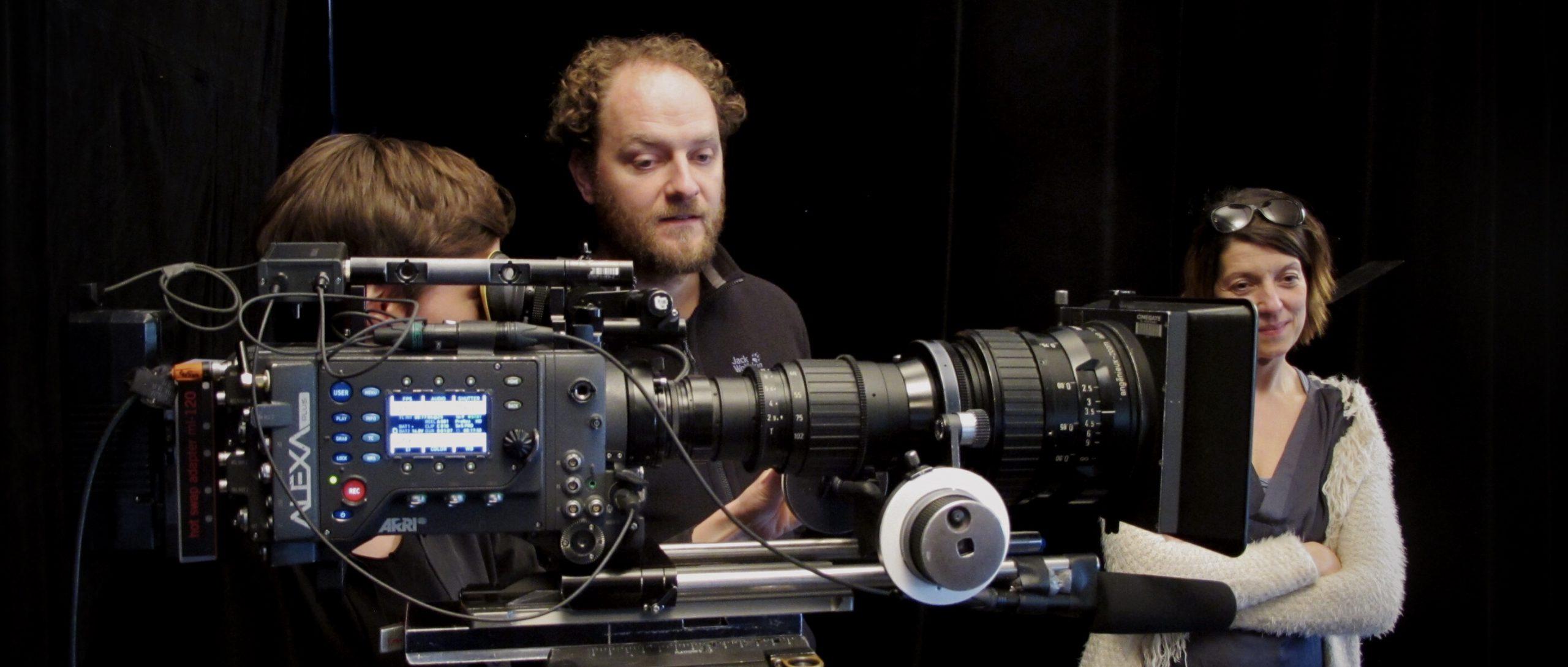 Impressionen Kamera Workshop Joe Berger